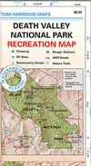 Death Valley Park Map