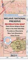 Mojave Park Map
