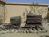 Desert Mines